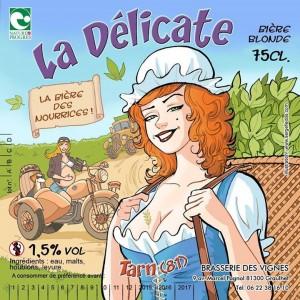 La Délicate - Brasserie des Vignes